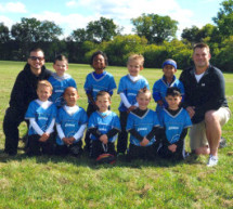 Coaching Lions Kids Football
